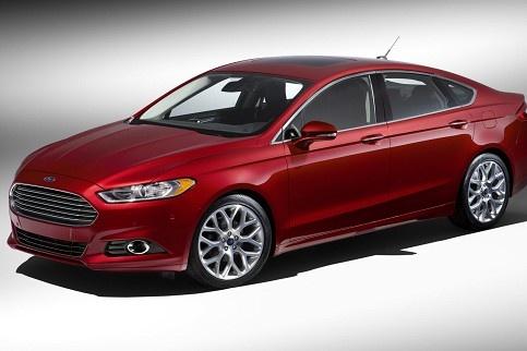 Ford zeigt, wie der neue Mondeo aussieht.