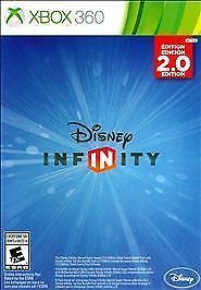 NEW Xbox 360 Disney Infinity 2.0 Edition Game Only No Base or Figures *SEALED* #Microsoft