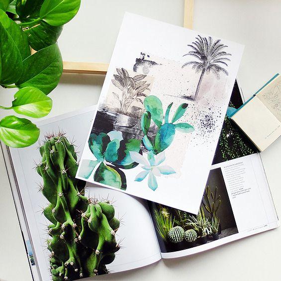 GRAFIKA - Printlove - grafiki do wnętrz, ilustracje dla dzieci, plakaty. -