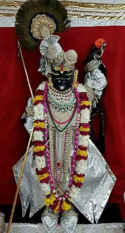 437 best Shri Nath Ji images on Pinterest | Shree krishna