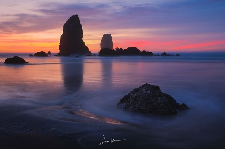 Cannon Beach by Justin Walker on 500px