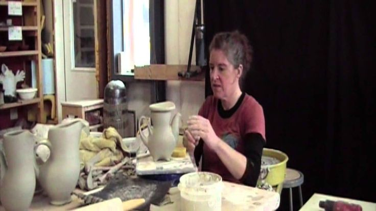 2016 Tara Wilson Teapot Lidding Demo part 3