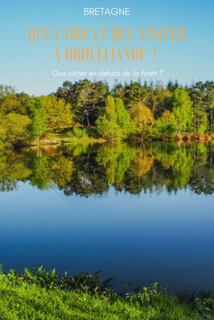 Forêt de Brocéliande - Visiter Brocéliande en Bretagne, une terre de légendes et d'histoire - Forêt de Brocéliande - Visiter Brocéliande en Bretagne, une terre de légendes et d'histoire. -  Que faire et que visiter à Brocéliande en dehors de la forêt de Brocéliande? #europe#france#bretagne#brocéliande#forêtdebrocéliande#monteneuf#menhirs#guer#josselin#paimpont#breizh#fansdebretagne#bretagnetourisme