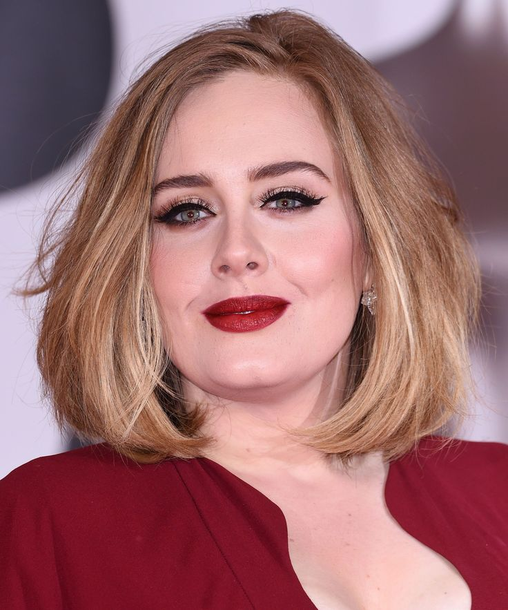 "Adele Concert Proposal Couple Engaged Video | The singer was performing ""Make You Feel My Love"" when she spied a couple getting engaged. #refinery29 http://www.refinery29.com/2016/03/106117/adele-concert-engagement-proposal"