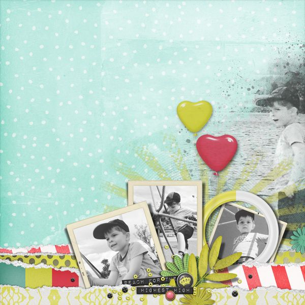 <p> A TAD TORN Vol.4 | Paper Clipping masks for digital scrapbooking by The Nifty Pixel</p>