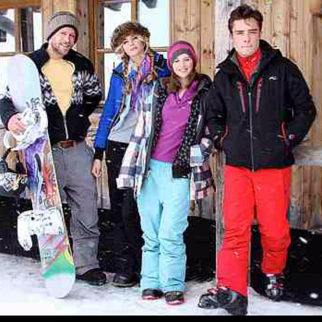 1000+ images about Chalet Girl on Pinterest
