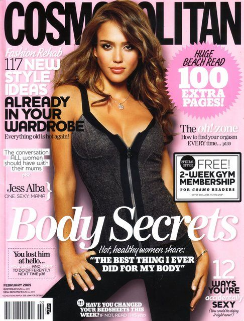 Cosmopolitan Magazine Covers | Cosmopolitan Magazine cover review. | Christopherwjones's Blog
