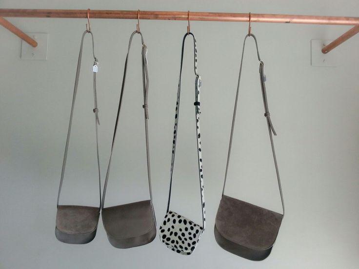 Mini bags crossbody by SanneRose.