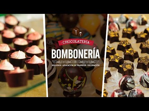 Cómo Utilizar el Chocotransfer o Transfer para chocolate - YouTube