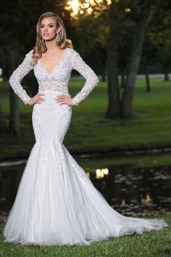 Gorgeous Simone Carvalli wedding dresses