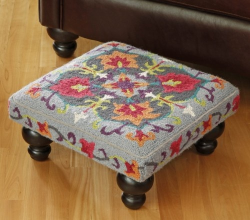 Best images about foot stools ottomans on pinterest