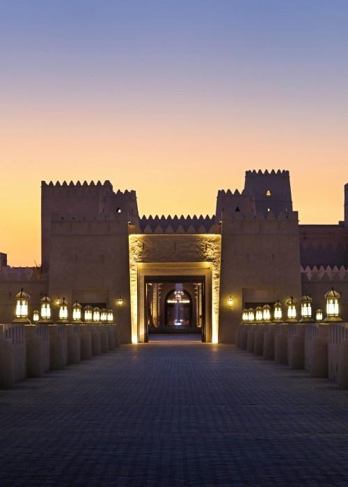 Qasr Al Sarab Desert Resort - Abu Dhabi #Jetsetter