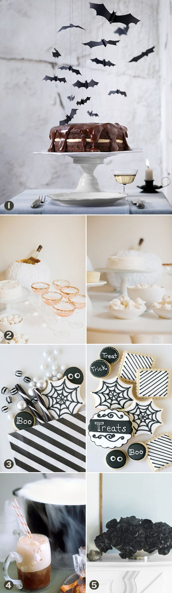 Sugar and Charm: my favorite halloween entertaining ideas