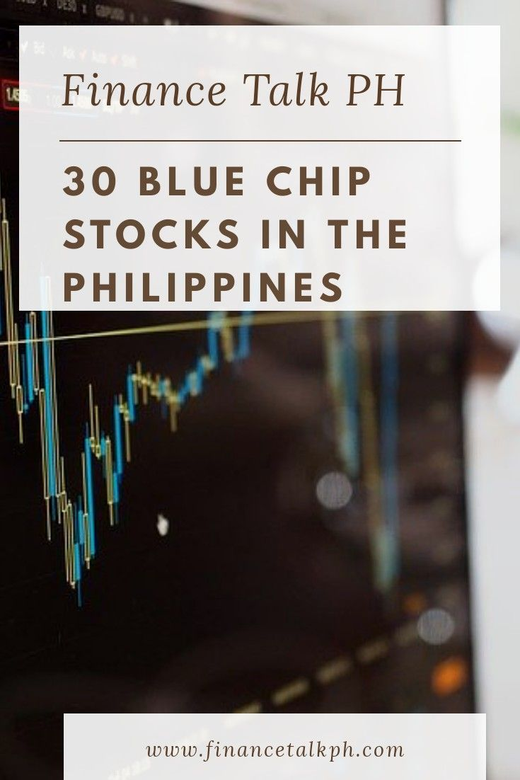 Blue Chip Stocks In 2020 Business Blog Philippines Retail Supplies
