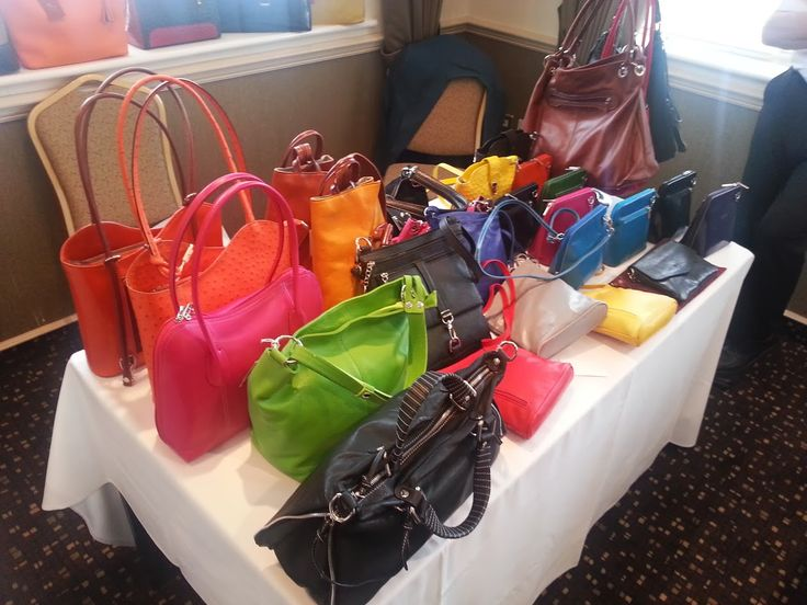 Bags galore at the Harrow #L4GExpo in June! #L4G