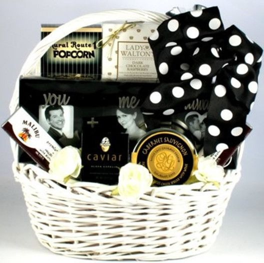 wedding gift baskets basket wedding unique wedding gifts chic wedding ...