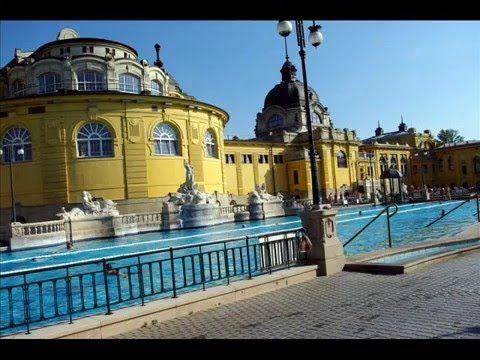 Fotos de: Hungria - Budapest - Balneario de Széchenyi