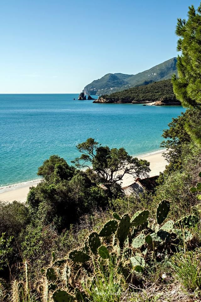 Arrabida Natural Park and beaches - #Setúbal - Portugal ToZéFonsecaPhotography