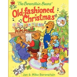 The Berenstain Bears' Old-fashioned Christmas (published by HarperCollins on 9/25/12)
