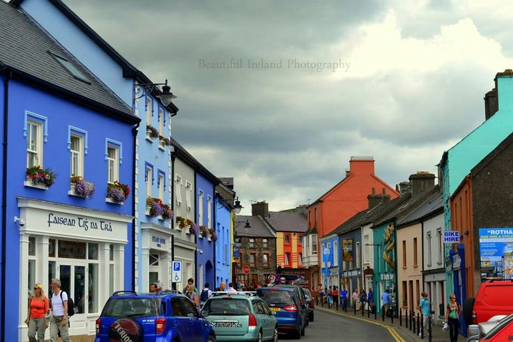 Dingle, Ireland<3