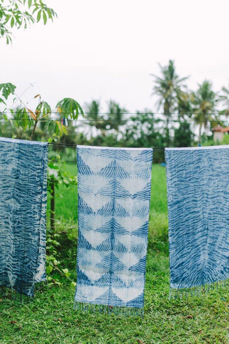 A Pair & A Spare | Indigo Dyeing in Bali