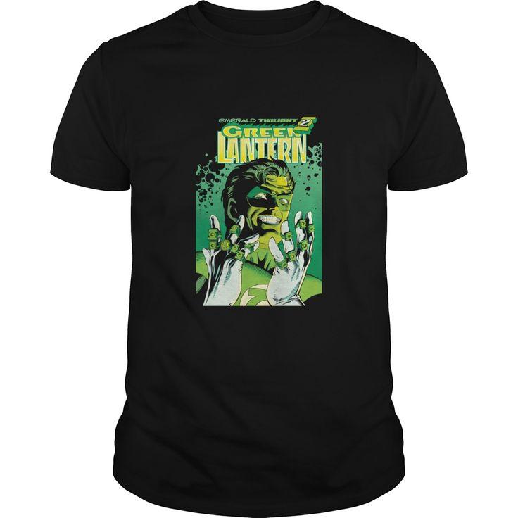 Green Lanterns Ring