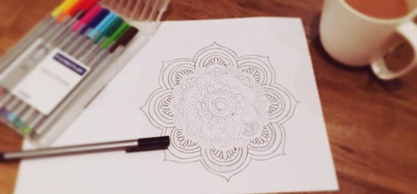 It's Claire here – since posting a picture of my mandala on our Instagram, we've had a lot of questions and interest about them, so we thought this might make for a fun post! What are mandalas? Mandalas are a typically circular Buddhist and Hindu symbol generally featuring repetitive imagery, which represents balance, wholeness, and …