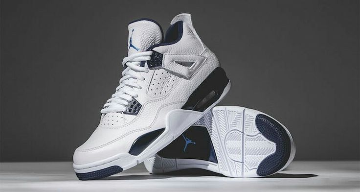 "Air Jordan 4 ""Legend Blue"""
