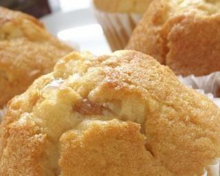 Muffins au citron : http://www.fourchette-et-bikini.fr/recettes/recettes-minceur/muffins-au-citron.html