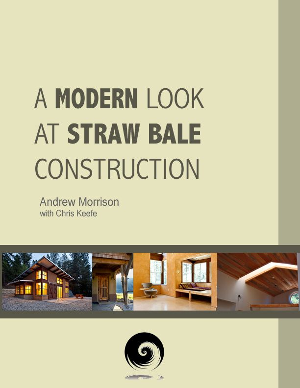 Welcome to my straw bale building site dedicated to anyone interested in building their own straw bale house. If you are brand new to straw bale or are a straw bale construction specialist there's something for you at StrawBale.com.