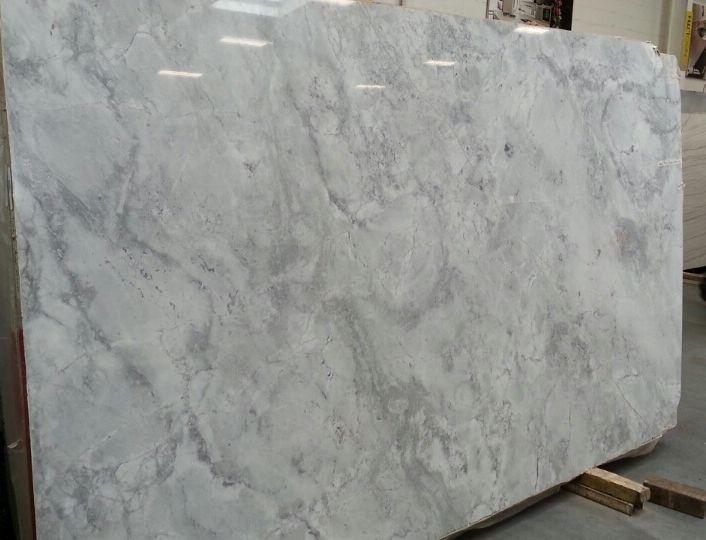 White Fantasy Dolomite Slabs Granite Kitchens