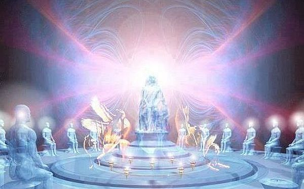 The EVENT is Coming - The Federation of Light