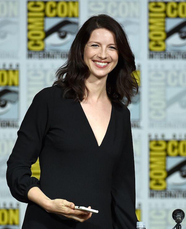 'Outlander' TV Series: Cast Member Caitriona Balfe Says Jamie Is 'Timeless,' Talks Season 2