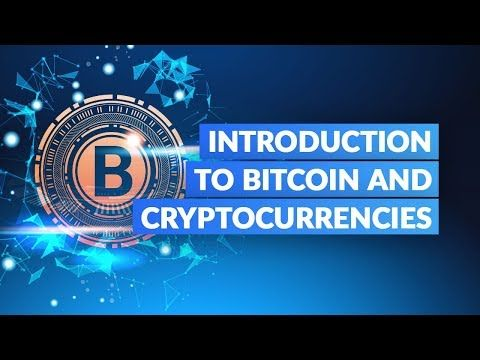 Introduction investing in cryptocurrencies