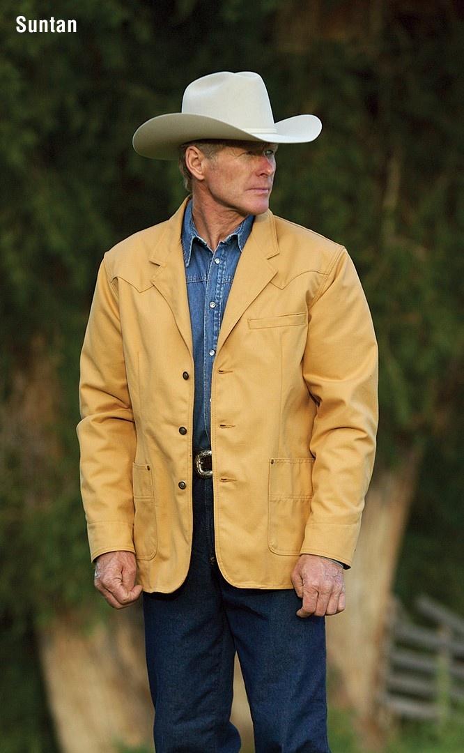 Download American Made Men's 290 Ranch Blazer $180.00 http://www ...