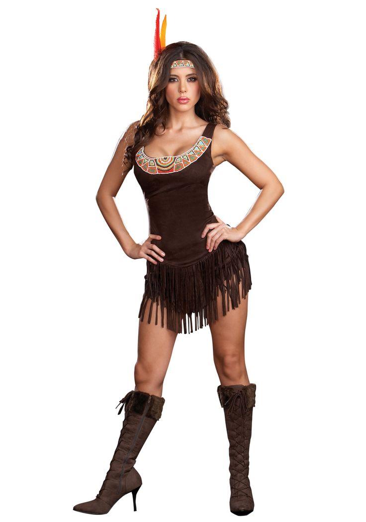 | Sexy Pocahontas Costume