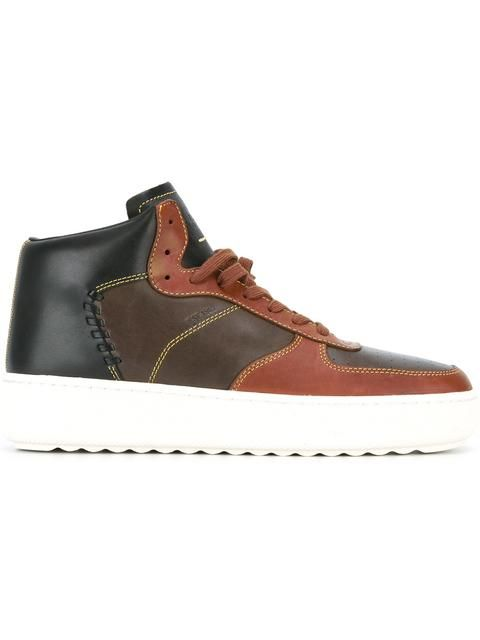 COACH 'Patchwork c210' sneakers. #coach #shoes #sneakers