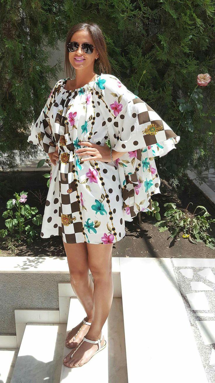 Rochii de Vara - Summer 2016 #rochii #vara #summer #moda #fashion #ynafashion