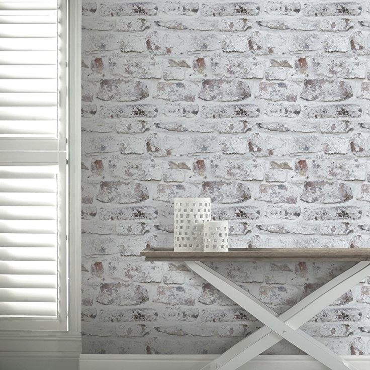 Arthouse Options Whitewash Wall behang 671100
