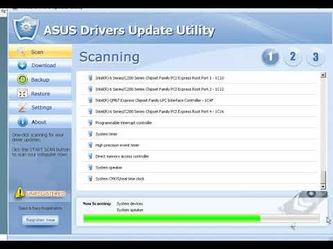 asus drivers download utility windows 10