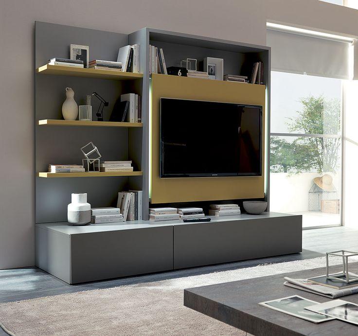 17 tv f r wand pinterest wand tv. Black Bedroom Furniture Sets. Home Design Ideas
