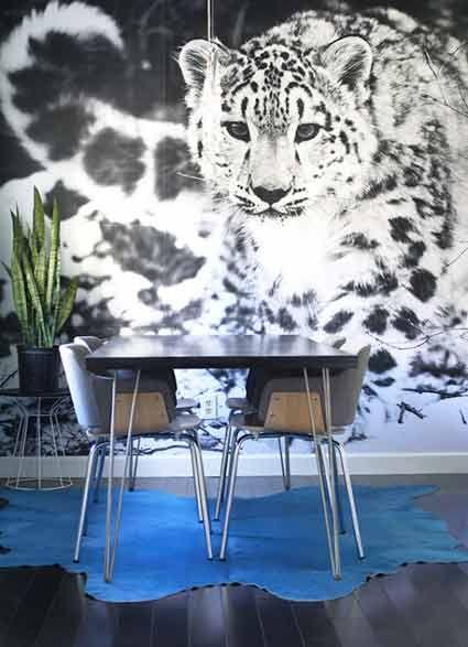 17 mejores ideas sobre Decoración De Dormitorio De Leopardo en ...