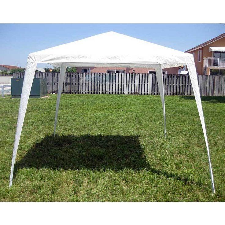 Portable Garden Gazebo 3x3m Tent Canopy Outdoor Patio Party Shelter Sunshade