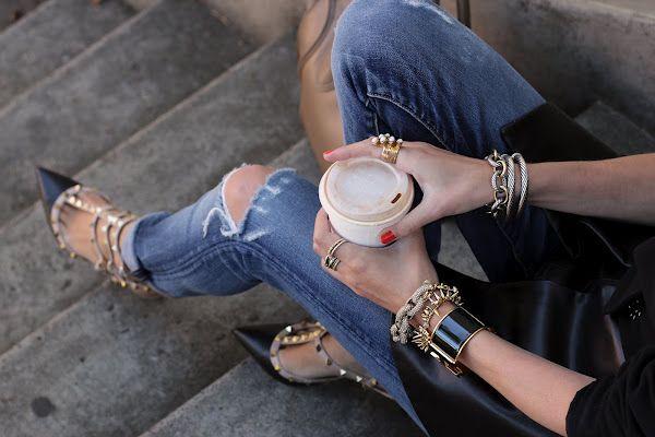 .: Shoes, Atlantic Pacific, Arm Candy, Style, Black Denim, Jeans, Black Gold, Accessories, Atlanticpacific