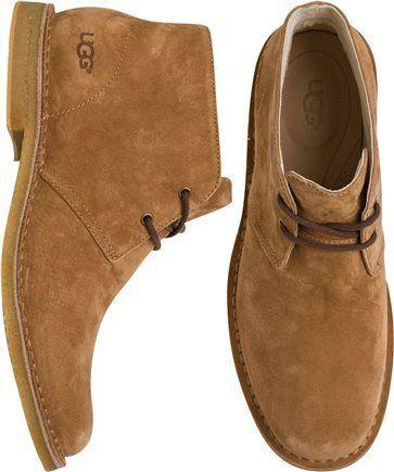 UGG LEIGHTON SHOE. http://www.swell.com/Guys-Footwear?c=100-150&c=150-200&s=h