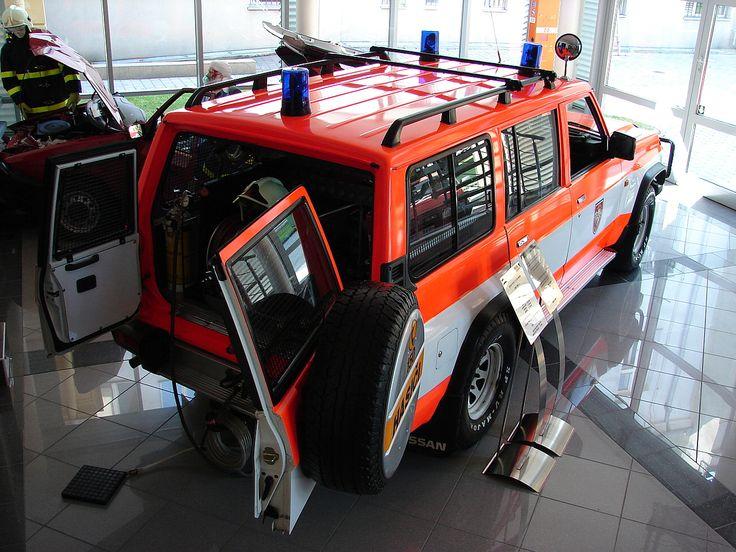 Muzeum straży pożarnej - Ostrava