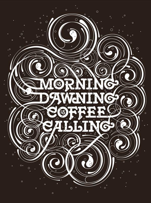 Typostrate Weekend Inspiration 60 Morning dawning... • typostrate
