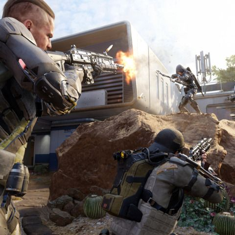 Call of Duty: Black Ops 3 Images - GameSpot