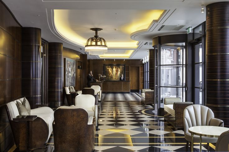 Inside The Beaumont, London's Newest Hotel - Pursuitist