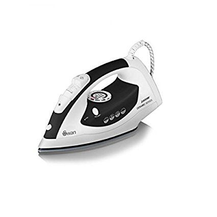 Swan Ceramic Sole Plate Iron Review https://royalirons.co.uk/swan-ceramic-sole-plate-iron-review/